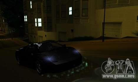 ENBSeries By Avatar para GTA San Andreas séptima pantalla