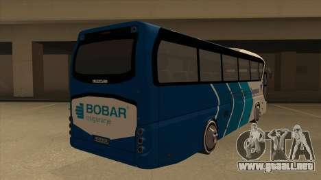 Neoplan Tourliner - Drinatrans Zvornik para la visión correcta GTA San Andreas