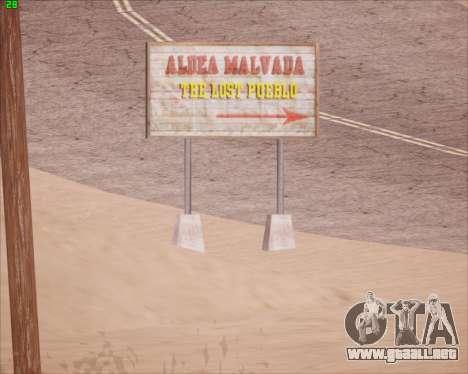 SA Graphics HD v 2.0 para GTA San Andreas séptima pantalla