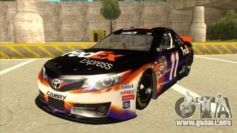 Toyota Camry NASCAR No. 11 FedEx Express para GTA San Andreas