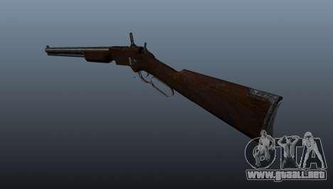 Rifle de palanca Henry para GTA 4 segundos de pantalla