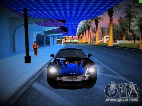 ENBSeries By DjBeast V2 para GTA San Andreas segunda pantalla