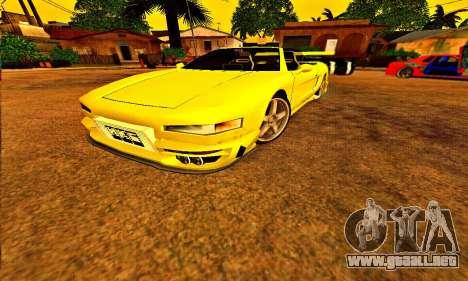 Infernus Cabrio Edition para GTA San Andreas
