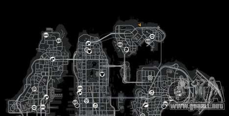 Castillo para GTA 4 séptima pantalla