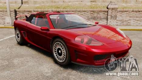 El nuevo Turismo para GTA 4