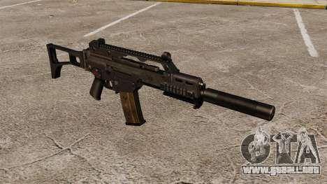 HK G36C asalto rifle v2 para GTA 4