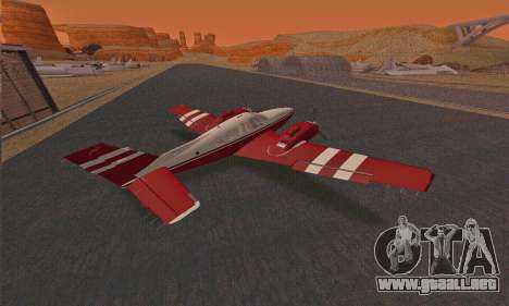 Rustler GTA V para la visión correcta GTA San Andreas