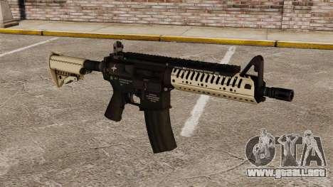 Automático carabina M4 VLTOR v3 para GTA 4