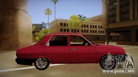 Dacia 1310 Berlina Tuning para GTA San Andreas vista posterior izquierda
