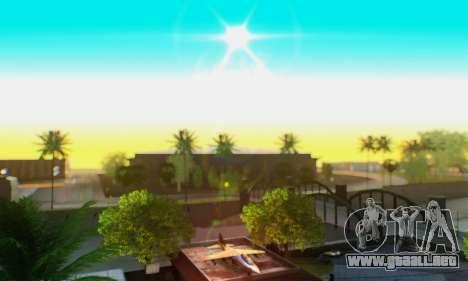 Formal ENB by HA v1.0.0 para GTA San Andreas tercera pantalla