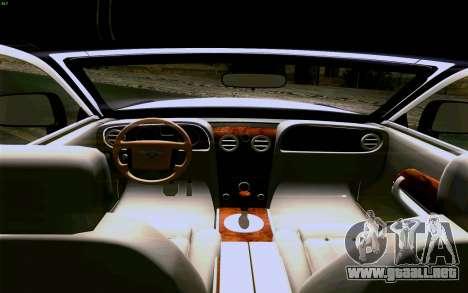Rolls-Royce Ghost para vista inferior GTA San Andreas