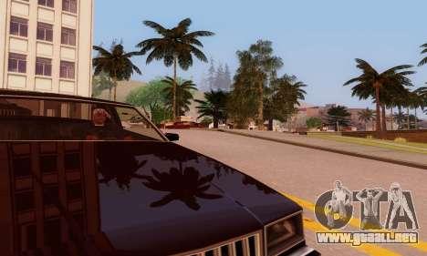 ENBSeries for low and medium PC para GTA San Andreas novena de pantalla
