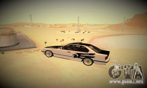 ENBSeries By DjBeast V2 para GTA San Andreas twelth pantalla