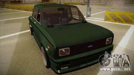 Fiat 128 Europe V Tuned para GTA San Andreas left