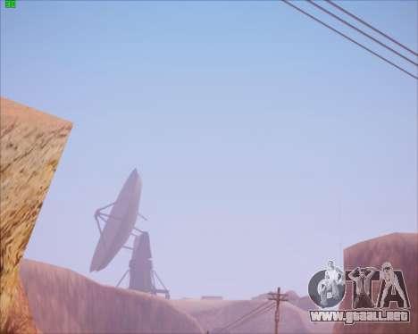 SA Graphics HD v 2.0 para GTA San Andreas sexta pantalla