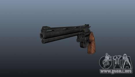 Revólver Colt Python 357 para GTA 4