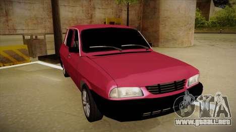 Dacia 1310 Berlina Tuning para GTA San Andreas left