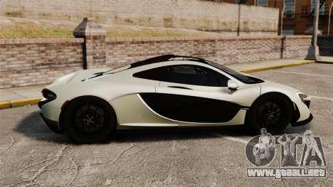 McLaren P1 [EPM] para GTA 4 left