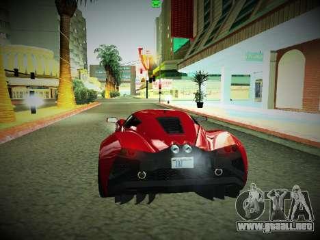 ENBSeries By DjBeast V2 para GTA San Andreas novena de pantalla