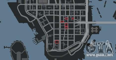 Tiendas de Chinatown para GTA 4 undécima de pantalla