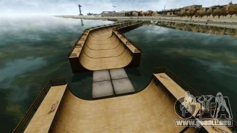 Puentes levadizos para GTA 4 quinta pantalla