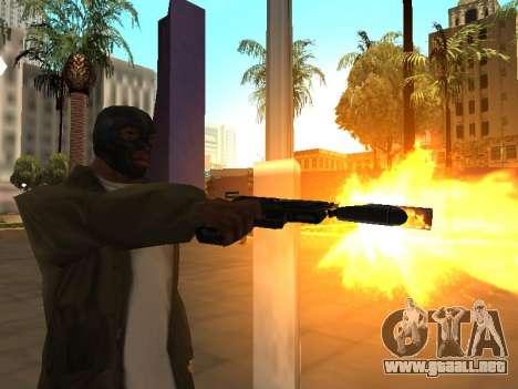WeaponStyles para GTA San Andreas séptima pantalla