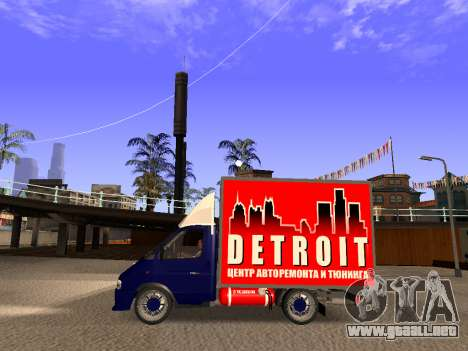 2310 Sable GAS LT para GTA San Andreas left