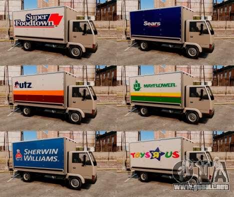 Servicio Nueva York para GTA 4 octavo de pantalla