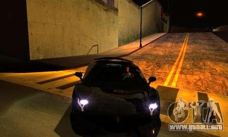 ENBSeries By Avatar para GTA San Andreas segunda pantalla