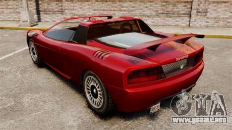 El nuevo Turismo para GTA 4 left