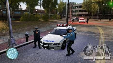 Sin policía guiones para GTA 4
