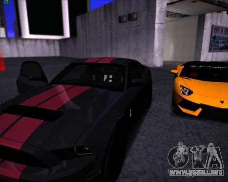 SA Graphics HD v 3.0 para GTA San Andreas tercera pantalla