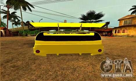 Infernus Cabrio Edition para la visión correcta GTA San Andreas