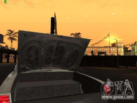 Gas arrastre edición 24 para visión interna GTA San Andreas