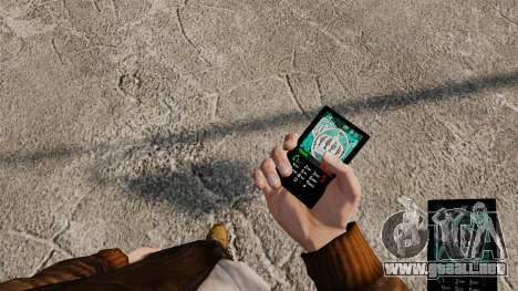 Temas para teléfono Vampire The Masquerade para GTA 4 séptima pantalla