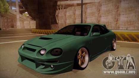 Toyota Celica GT4 para GTA San Andreas