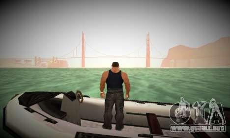 ENBSeries By DjBeast V2 para GTA San Andreas décimo de pantalla