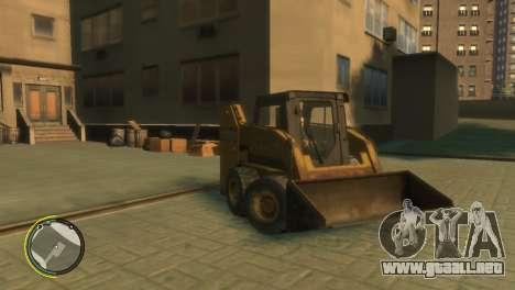 Cargador de BF3 para GTA 4 vista hacia atrás