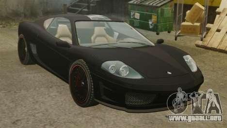 Turismo de carbono para GTA 4