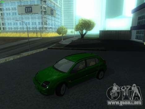 Opel Signum Kombi 1.9 CDi para GTA San Andreas left
