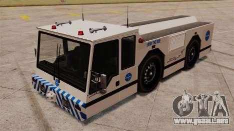 El línea aérea Pan Am para GTA 4 quinta pantalla