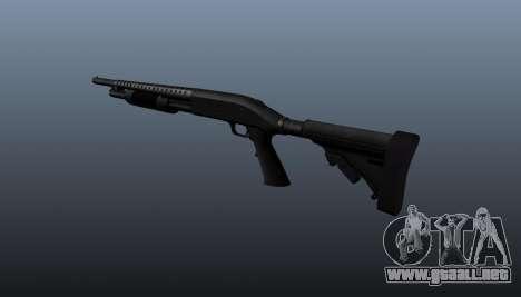 M590A1 escopeta corredera para GTA 4 segundos de pantalla