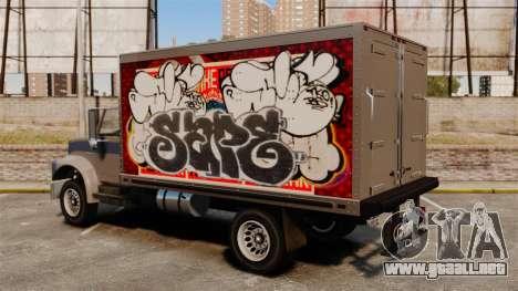 Nuevo graffiti a Yankee para GTA 4 visión correcta