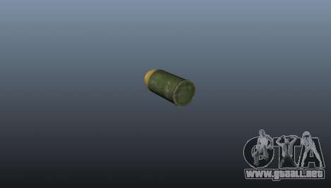 EX Lanzador de la Granada 41 para GTA 4 quinta pantalla