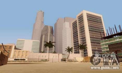 ENBSeries for low and medium PC para GTA San Andreas séptima pantalla