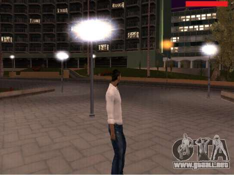 New hmyri para GTA San Andreas segunda pantalla