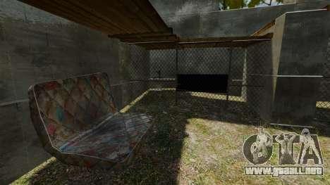 Castillo para GTA 4 sexto de pantalla