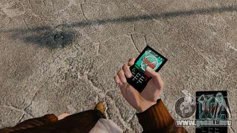 Temas para teléfono Vampire The Masquerade para GTA 4