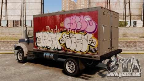 Nuevo graffiti a Yankee para GTA 4 left