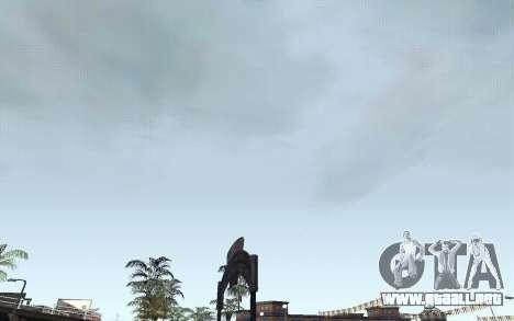 GTA V to SA: Timecyc v1.0 para GTA San Andreas sexta pantalla